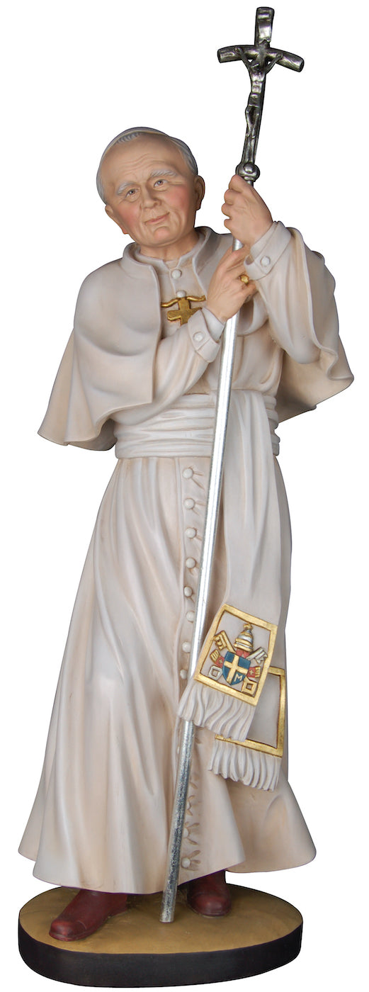 Saint John Paul II Figurine