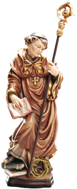 Saint Adelard of Corbie Figurine