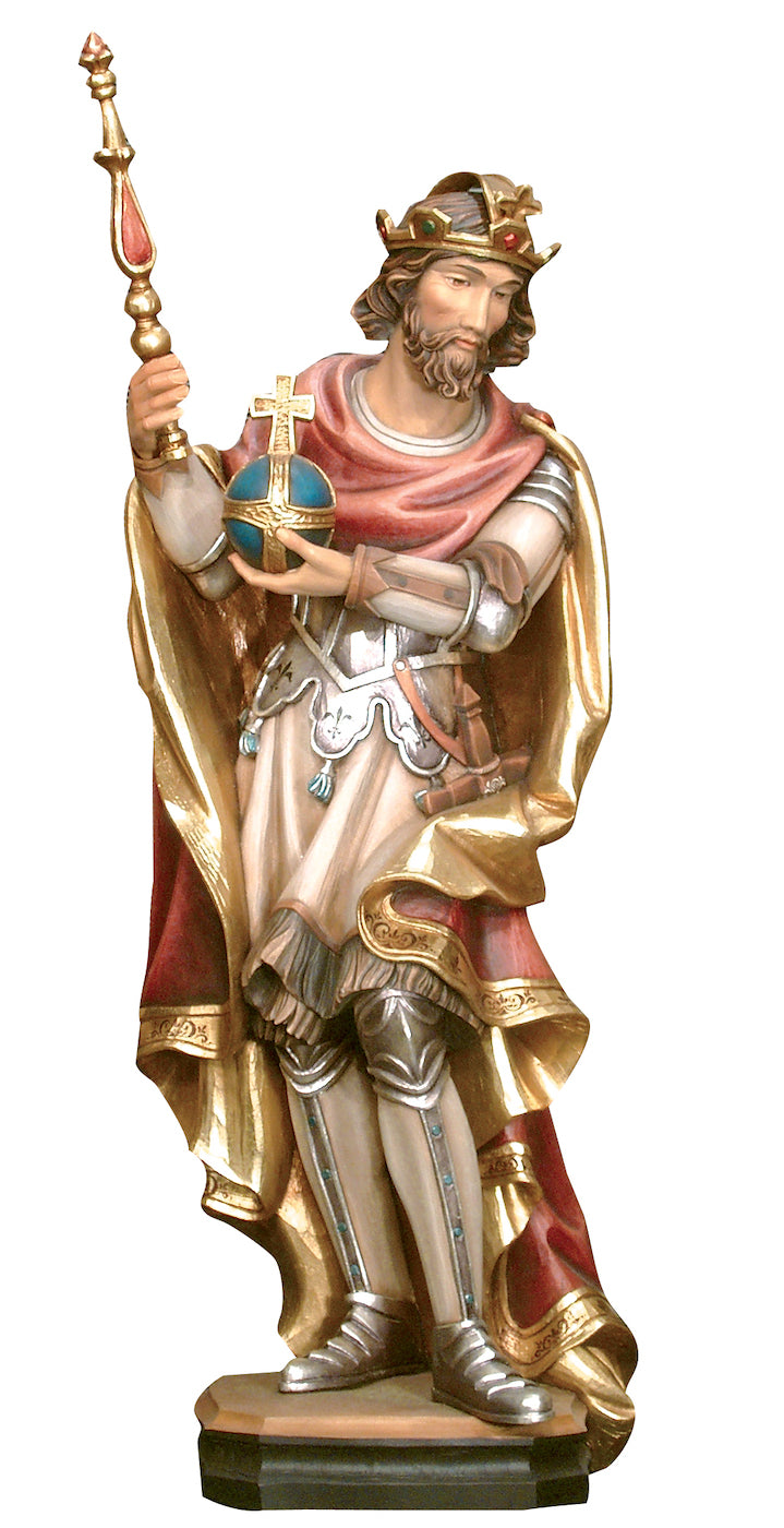 Saint Ethelbert of Kent Figurine