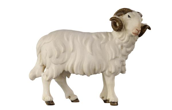 Kostner Nativity Scene Ram looking right figurine