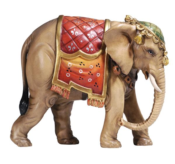 Kostner Nativity Scene Elephant Figurine