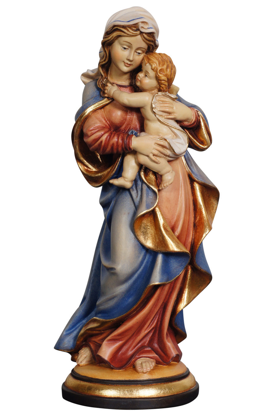 Alpbach or Raffaelo Madonna with Infant Jesus Statue