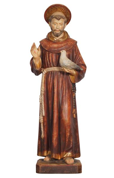 Saint Francis of Assisi Statue (Model II)