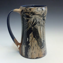 Load image into Gallery viewer, Stacey Stanhope Dundon- Horse Stein