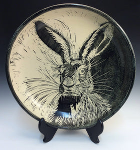 Stacey Stanhope Dundon- Rabbit Platter