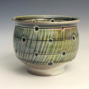 Andrew McIntyre- Perforated Green Cup