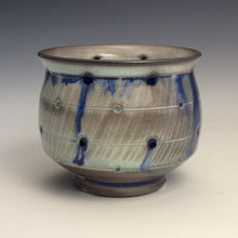 Load image into Gallery viewer, Andrew McIntyre- Perforated Celedon Cup