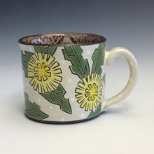 Load image into Gallery viewer, Colleen McCall- Dandelion Mug