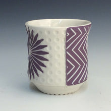 Load image into Gallery viewer, Kelly Justice- Flared Cup w/ purple