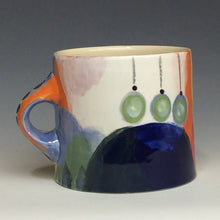 Load image into Gallery viewer, Brooke Millecchia- Finger Painting mug #58