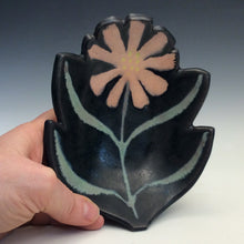 Load image into Gallery viewer, Ruth Easterbrook- Orange Zinnia Small Dish