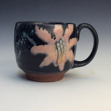 Load image into Gallery viewer, Ruth Easterbrook- Black Garden Cup