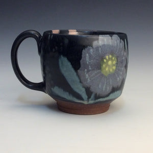 Ruth Easterbrook- Black Garden Cup