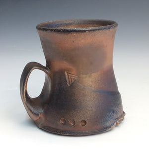 Samuel Newman- Toasted and Flame Crafted Cup