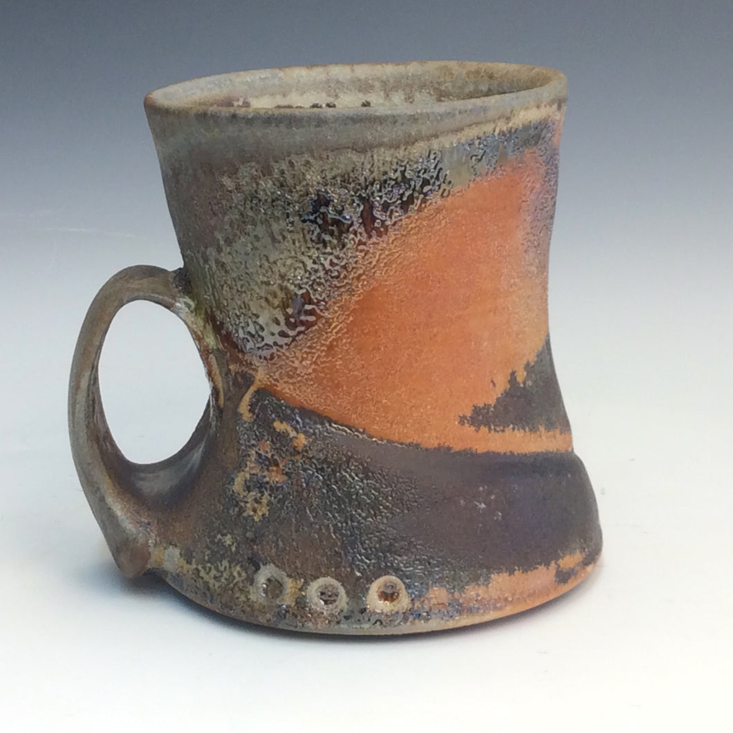 Samuel Newman- Reduction and Crystal Crafted Cup