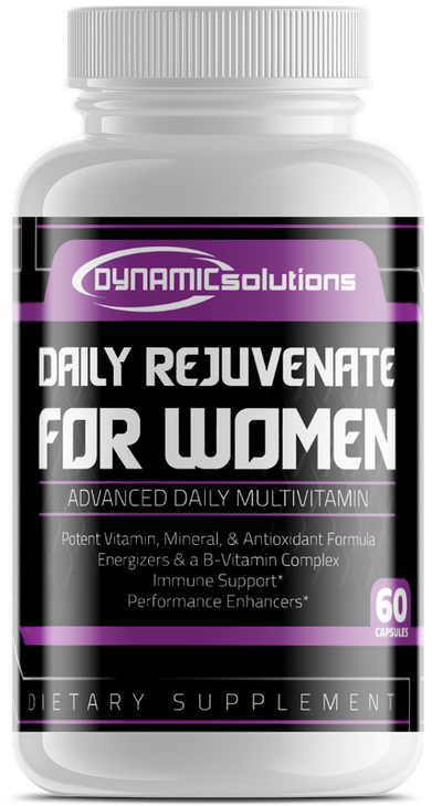 Daily Rejuvenate for Women