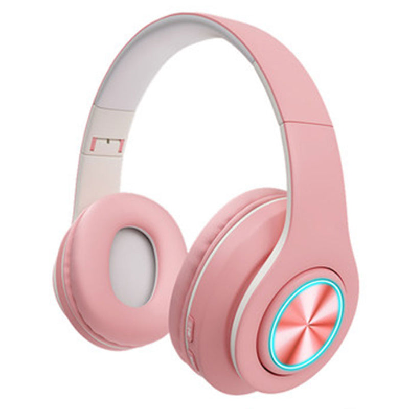 Pink Bluetooth Headsets
