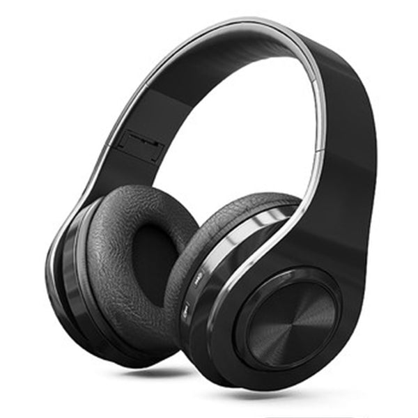Black Bluetooth Headsets