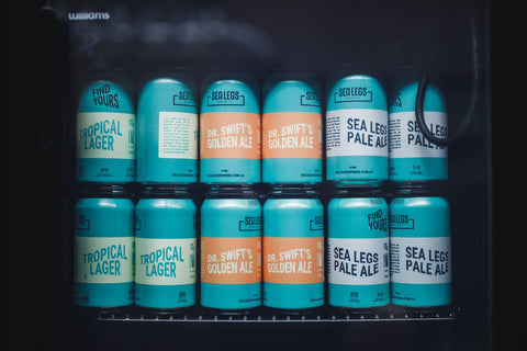 Sea Legs Brewing Mixed Carton