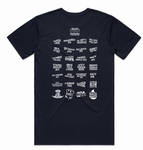 Limited edition: Sea Legs 1st Birthday T-shirt
