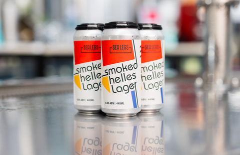 Limited Release: Smoked Helles Lager