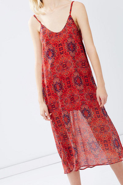 THE FIFTH LABEL AGE OF AQUARIUS DRESS - MOROCCAN