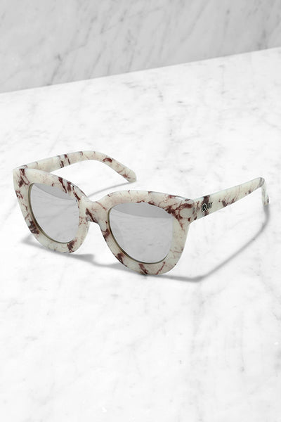 QUAY SUGAR AND SPICE SUNGLASSES