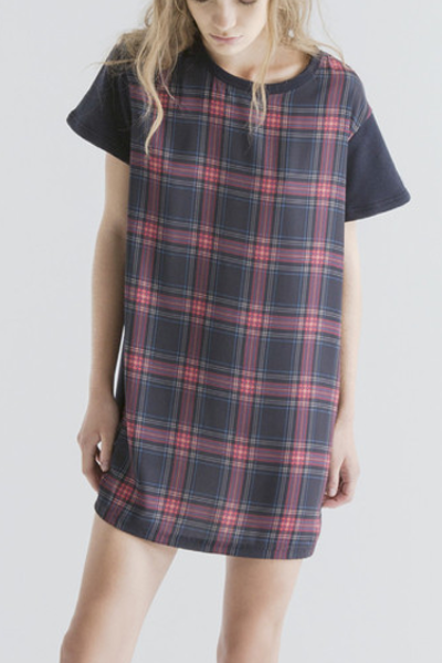 THE FIFTH LABEL BUILDING BLOCKS TSHIRT DRESS