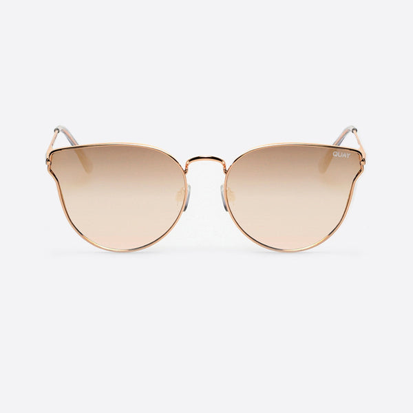 QUAY ALL MY LOVE SUNGLASSES - ROSE