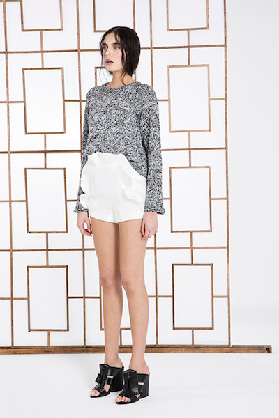 CAMEO ASCENDING KNIT