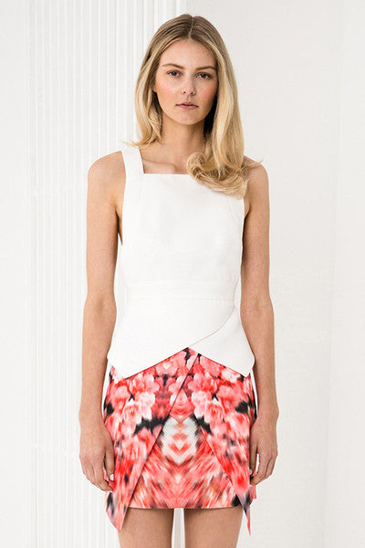FINDERS KEEPERS BASIC INSTINCT SKIRT