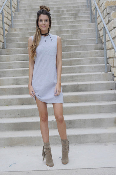THE FIFTH LABEL DRIFTED DRESS