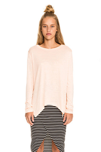 THE FIFTH LABEL FEARLESS LONG SLEEVE TOP