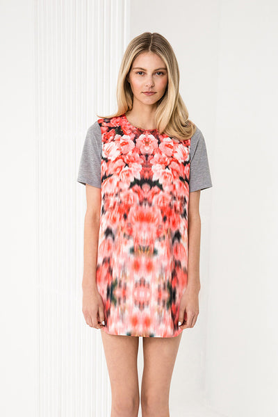 FINDERS KEEPERS STOLEN CHANCE TSHIRT DRESS