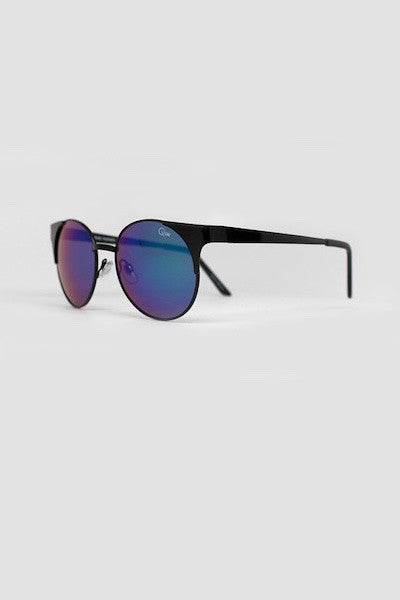 QUAY ASHA SUNGLASSES - BLACK