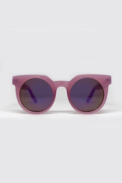 QUAY FRANKIE SUNGLASSES - PURPLE