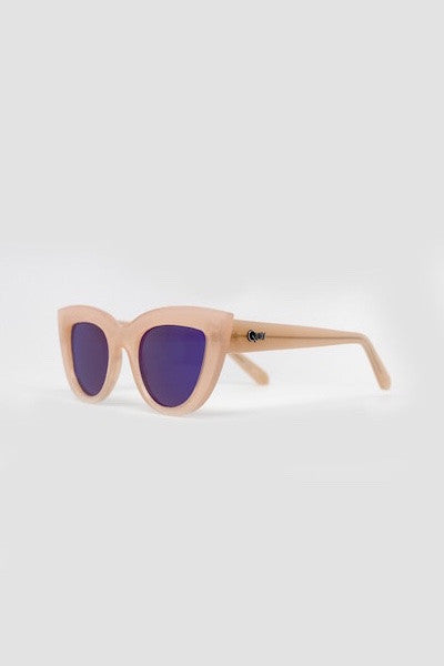 QUAY KITTI SUNGLASSES - PINK