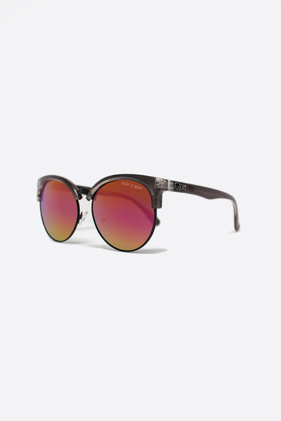 QUAY X SHAY 2 VIDA COFFEE SUNGLASSES
