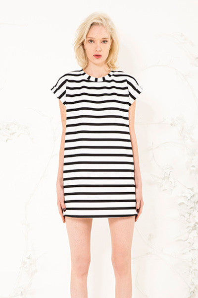 THE FIFTH LABEL SEE SAW TSHIRT DRESS