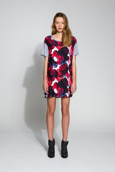 THE FIFTH BUILDING BLOCKS TSHIRT DRESS