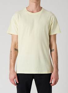 33587 Band Tee Old Gold