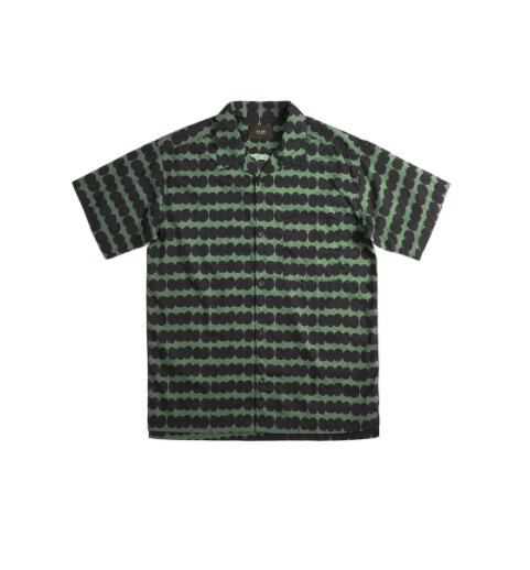 33305 Crystal Loops LS Shirt Green