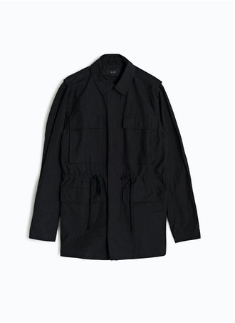 33606 Nyc Parka - Black