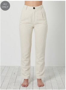 13111 Horizon Linen Pant Natural