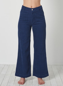 13419 Sailor Cord Pant French Blue