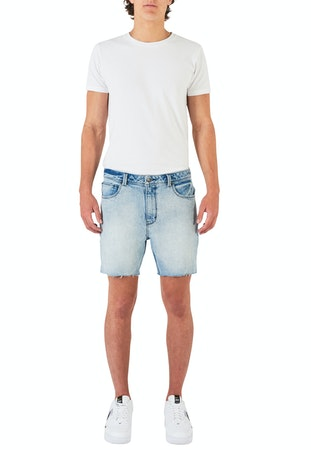81369 A Cropped Slim Short Stone Valley