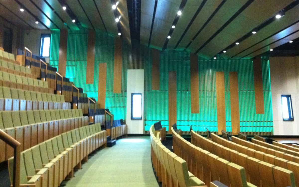 Acoustics for Lecture Theatres and Auditoriums