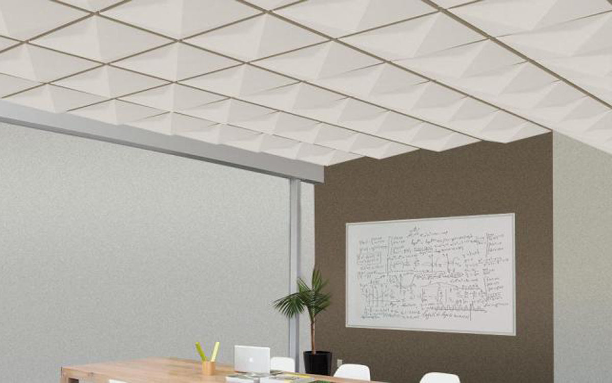 Quietspace® 3D Ceiling Tile S-5.37