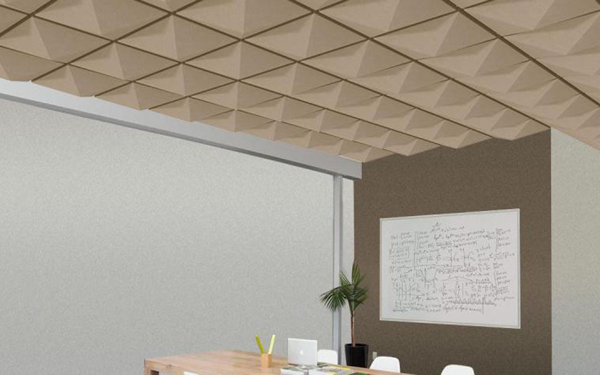 Quietspace® 3D Ceiling Tile S-5.34 – QuietArt