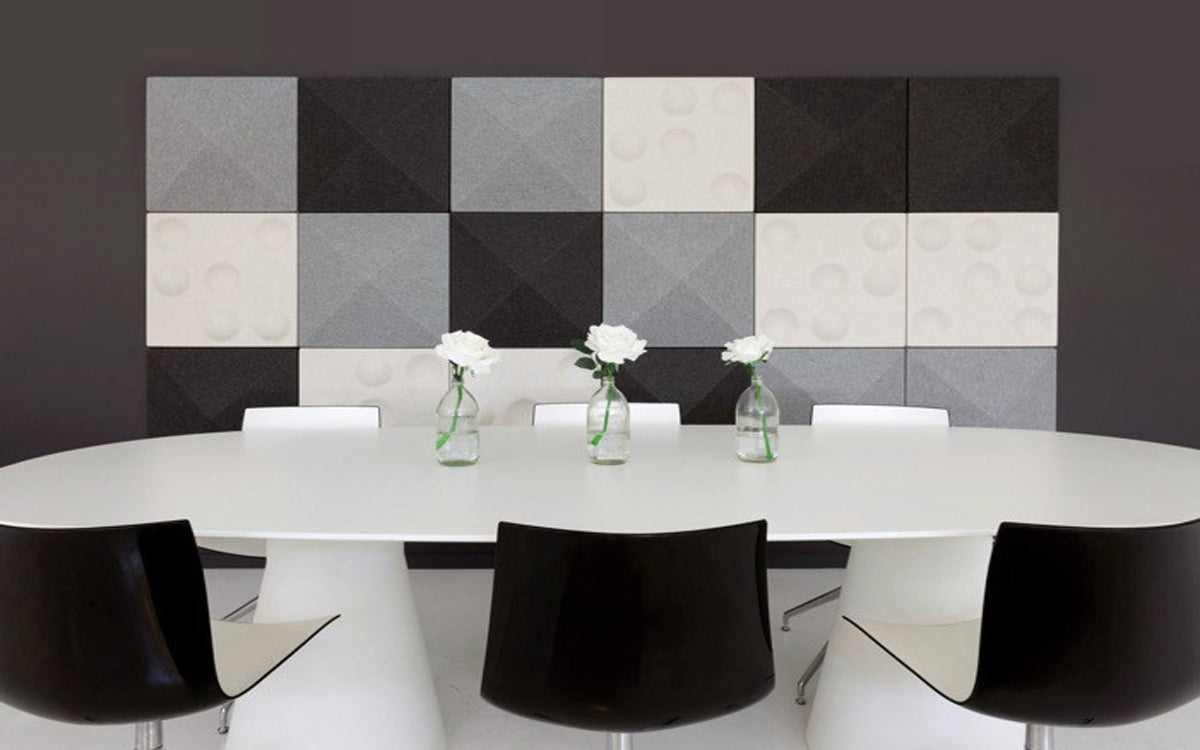 Quietspace 3D Wall Tiles
